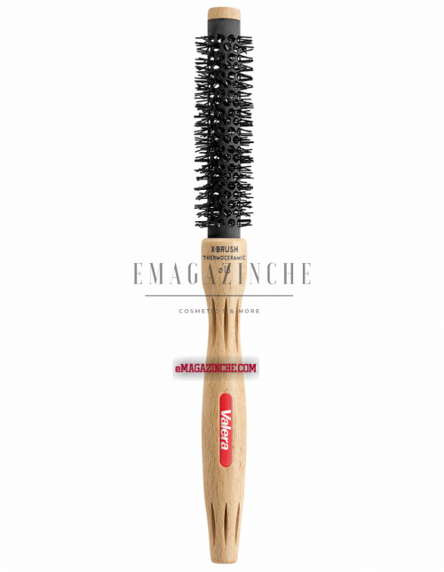 Valera Професионална термо-керамична четка за коса Ø15 мм X-Brush thermo-ceramic round brush ideal for hot air styling/Dp
