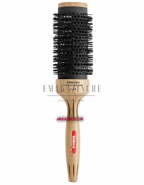 Valera Професионална термо-керамична четка за коса Ø44 мм.X-Brush thermo-ceramic round brush ideal for hot air styling/Dp