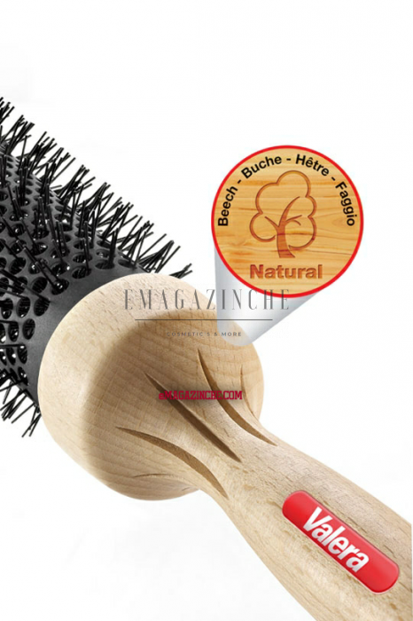 Valera Професионална термо-керамична четка за коса комплект 4 бр.X-Brush thermo-ceramic round brush ideal for hot air styling/Dp