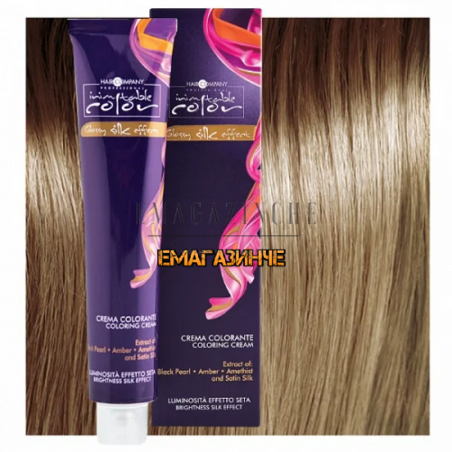 Hair Company Професионална крем боя Натурален карамел 100 мл. Inimitable color Coloring cream Naturali Caramello/Dpo